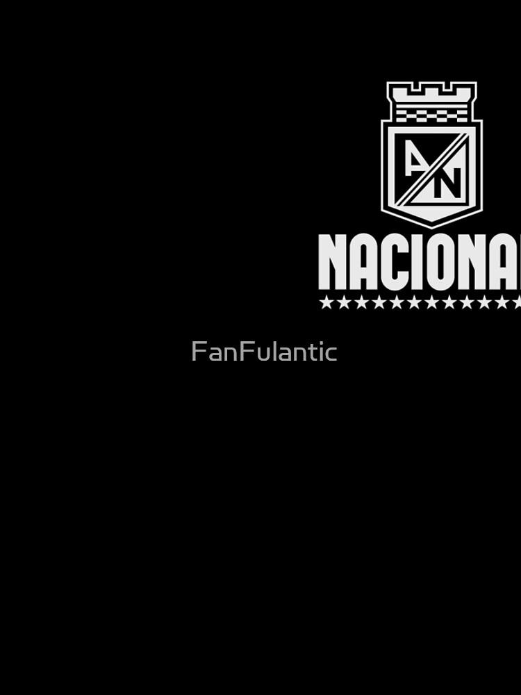Atlético Nacional Kolumbien Medellin Futbol Fußball - Camiseta Postobon von FanFulantic