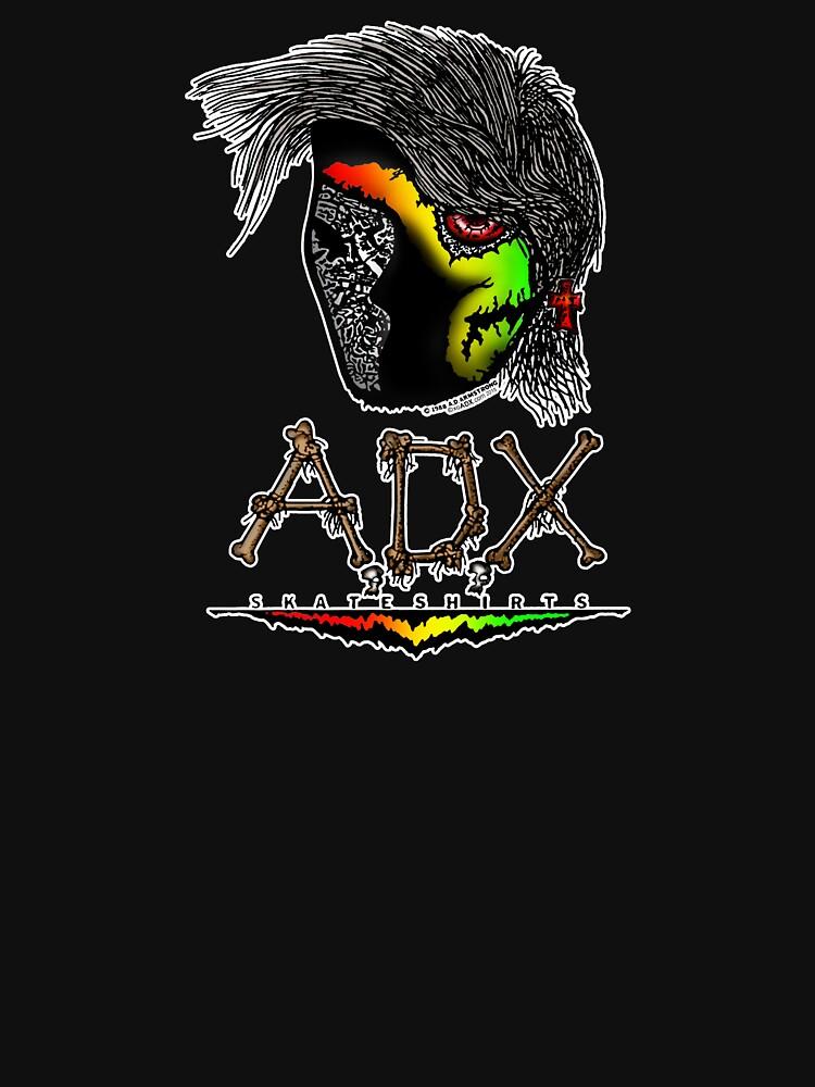 Skateboard shirt: 1988 ADX Skateboarding T shirt by yj8dsk57
