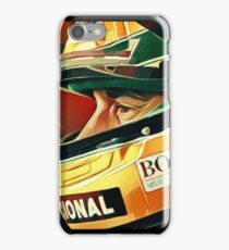 Senna iPhone Case/Skin