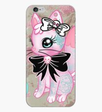 Tattooed Kitty iPhone Case