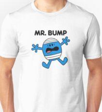 Mr. Bump Basic Unisex T-Shirt