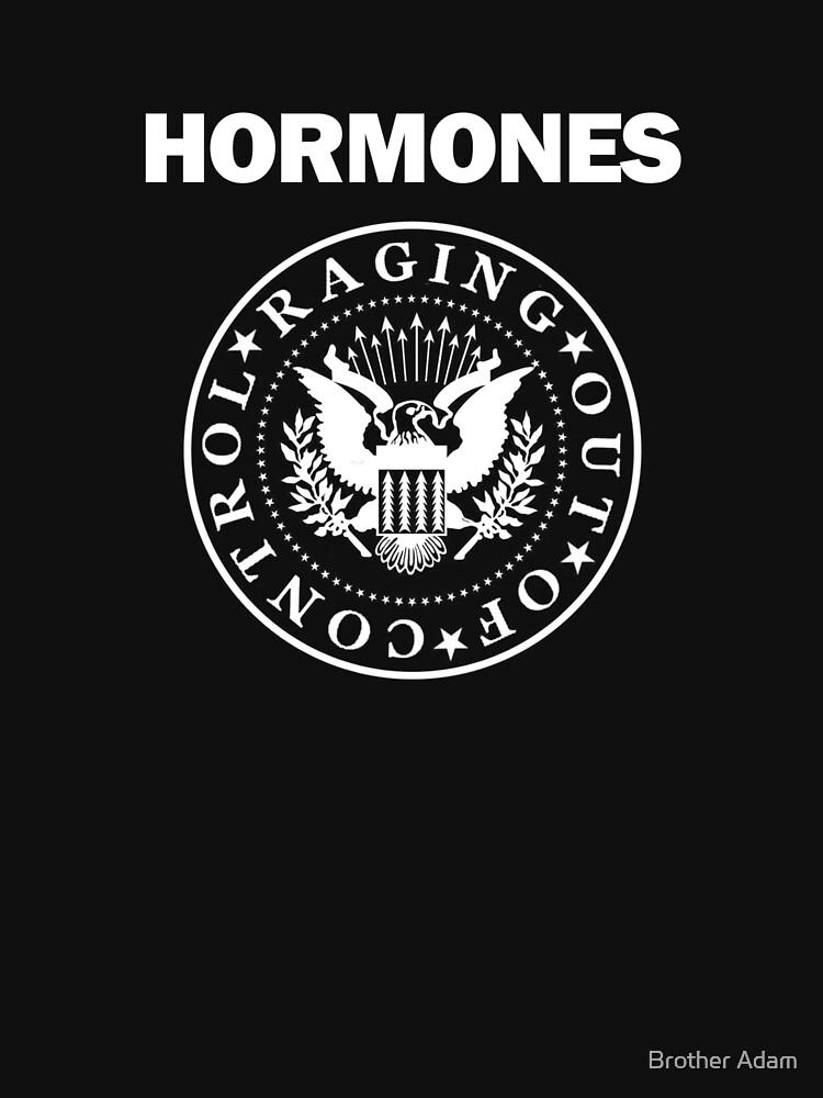 Raging Hormones by atartist
