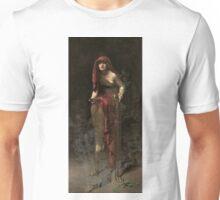 Priestess of Delphi - John Collier - 1891 Unisex T-Shirt
