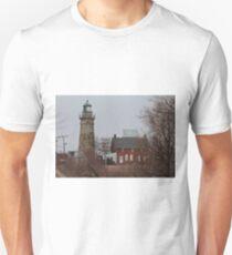 Fairport Harbor Lighthouse Unisex T-Shirt