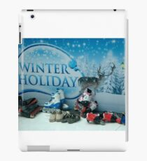 inline skate iPad Case/Skin
