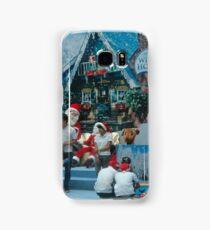 inline skate Samsung Galaxy Case/Skin
