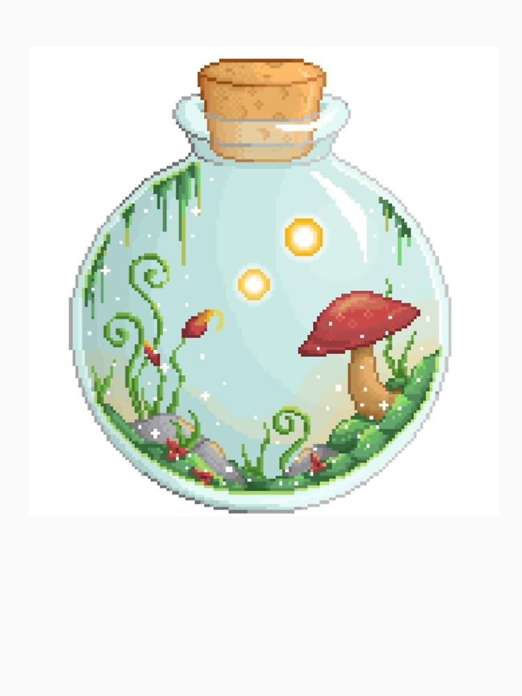 Mushrooms in a Jar by meganbxiley