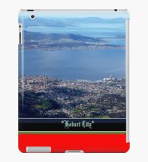 *HOBART CITY - SOUTHERN TASMANIA - MT WELLINGTON* iPad Case/Skin