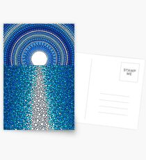 Staircase to the Moon Postcards