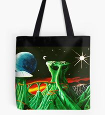 waiting for a call Tote Bag