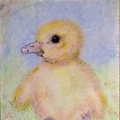 Little Duckling- Easter Card by MardiGCalero