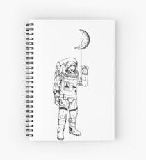 Astronaut Spiralblock