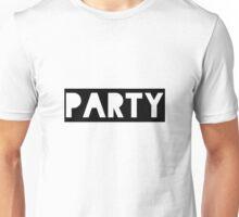 Party Hard Unisex T-Shirt