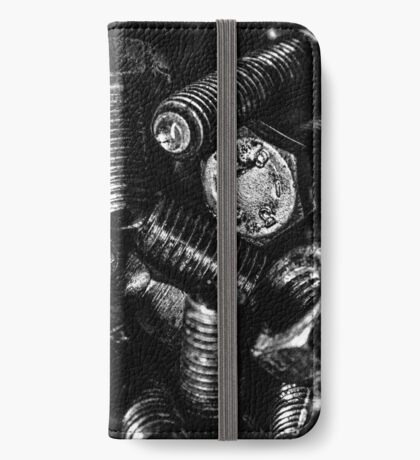 Event Horizon - Black Edition (iPhone wallet) iPhone Wallet