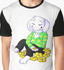 Asriel dreemur Graphic T-Shirt