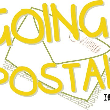 Going Postal by paulgillings76