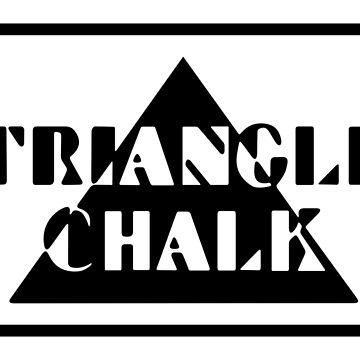 triángulo tiza de billar de FanFulantic