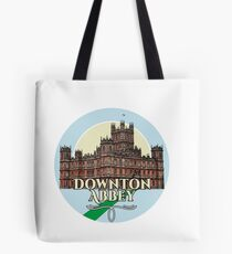 Downton Abbey - Castle Tote Bag