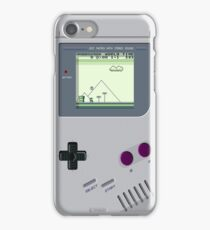 Gameboy is the best! iPhone Case/Skin