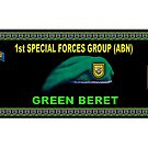 1st Special Forces Group (Abn) Mug Design by woodywhip