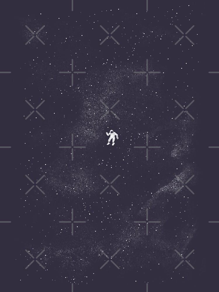 Gravity - Dark Blue by tobiasfonseca