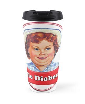 Little Diabeetus Little Debbie Lil Debbie Logo Parody Travel