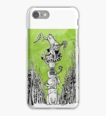 Stack Cats- Kerry Beazley iPhone Case/Skin