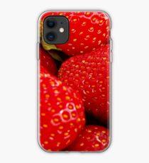 Strawberries! Bolzano/Bozen, Italy iPhone Case