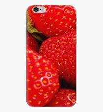 Strawberries! Bolzano/Bozen, Italy iPhone Case