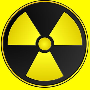 Radioactive Fallout Symbol Geek by AMagicalJourney