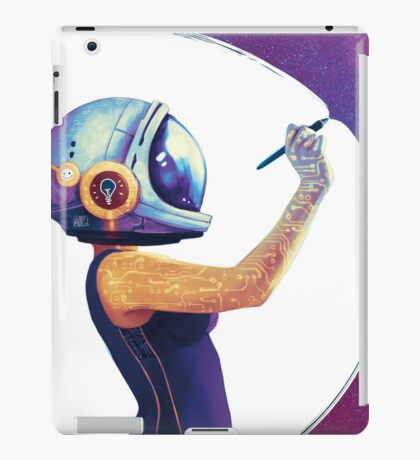 Welcome to my Universe iPad Case/Skin