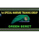 1st Special Warfare Training Group by woodywhip