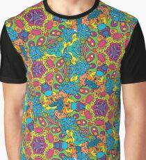 Psychedelic LSD Trip Ornament 0006 Graphic T-Shirt