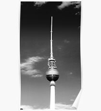 BERLIN - ALEX - TV TOWER Poster