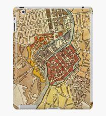 Vintage Karte von Berlin Deutschland (1789) iPad-Hülle & Skin