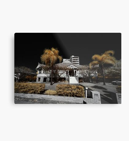West end mansion Metal Print
