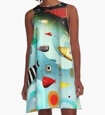 Langeoog  A-Line Dress