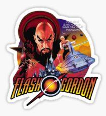 Pegatina Flash Gordon