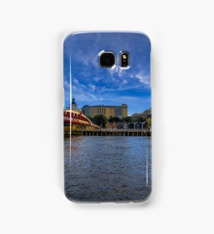 Between the Bridges Samsung Galaxy Case/Skin