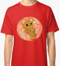 Chibi and fit bear Classic T-Shirt