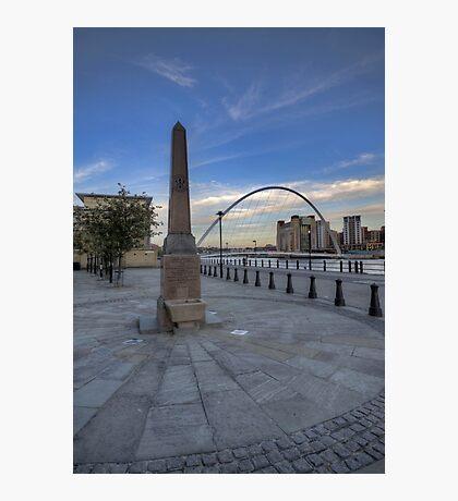 Newcastle Quayside Photographic Print