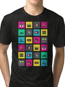 80's Icons Tri-blend T-Shirt