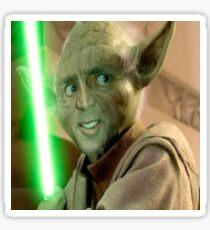 Yoda Cage Sticker