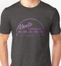 Purple Kanto Poké Ball Company T-Shirt