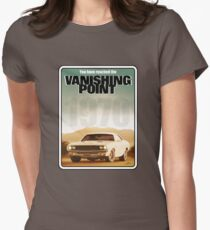 Vanishing Point Womens Fitted T-Shirt