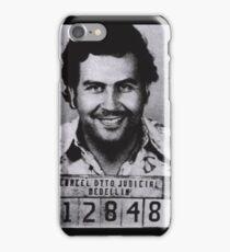 Pablo Escobar Wanted iPhone Case/Skin