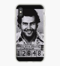 Pablo Escobar Wanted iPhone Case