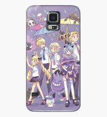 Fire Emblem - Nohr Family in the Rain Case/Skin for Samsung Galaxy
