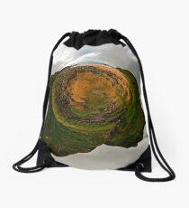 Glenagivney Beach, Inishowen, Donegal Drawstring Bag