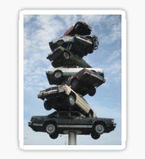 Car Kebob  Sticker